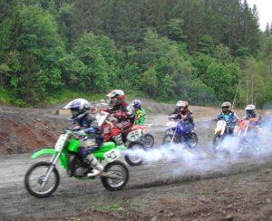 Motocross junior